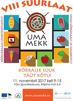 Uma Mekk Suurlaat 2017 banner