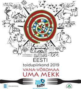 Eesti toidupiirkond 2019 Vana-Võromaa Uma-Mekk